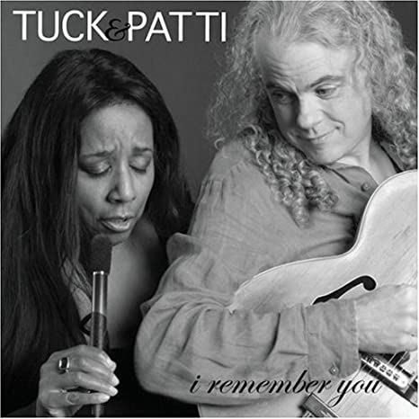 I remember you Tuck and Patti tapa CD